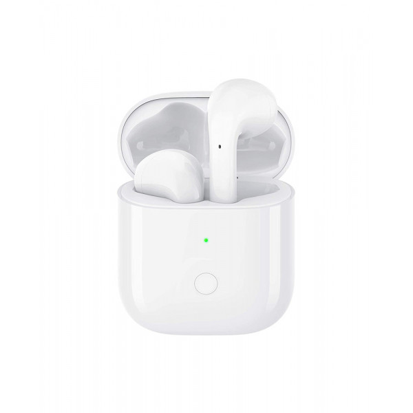 Realme Buds Air Bluetooth Headset with Mic | (Whit...